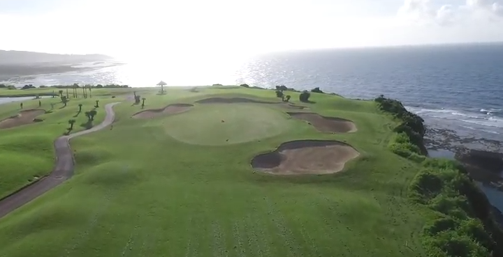 Course of the Week: Southern Links 17th hole