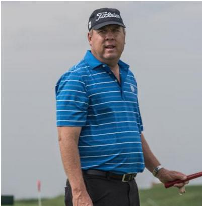 Robert Dickman, PGA