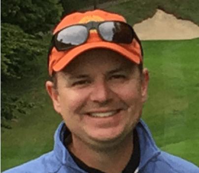 Brian Hughes, PGA